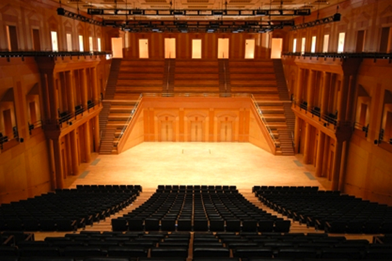 Grande Salle de l'Arsenal de Metz