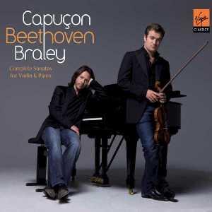 Intégrale des sonates pour violon et piano de Beethoven, par Renaud Capuçon et Frank Braley (écoute Spotify)