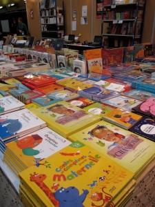 Livres et musique pour enfants